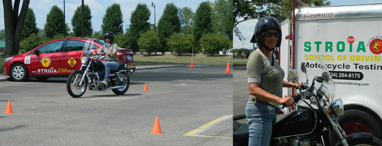 Motorcycle Practice